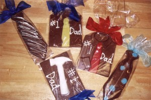 Super Candies for Dad!